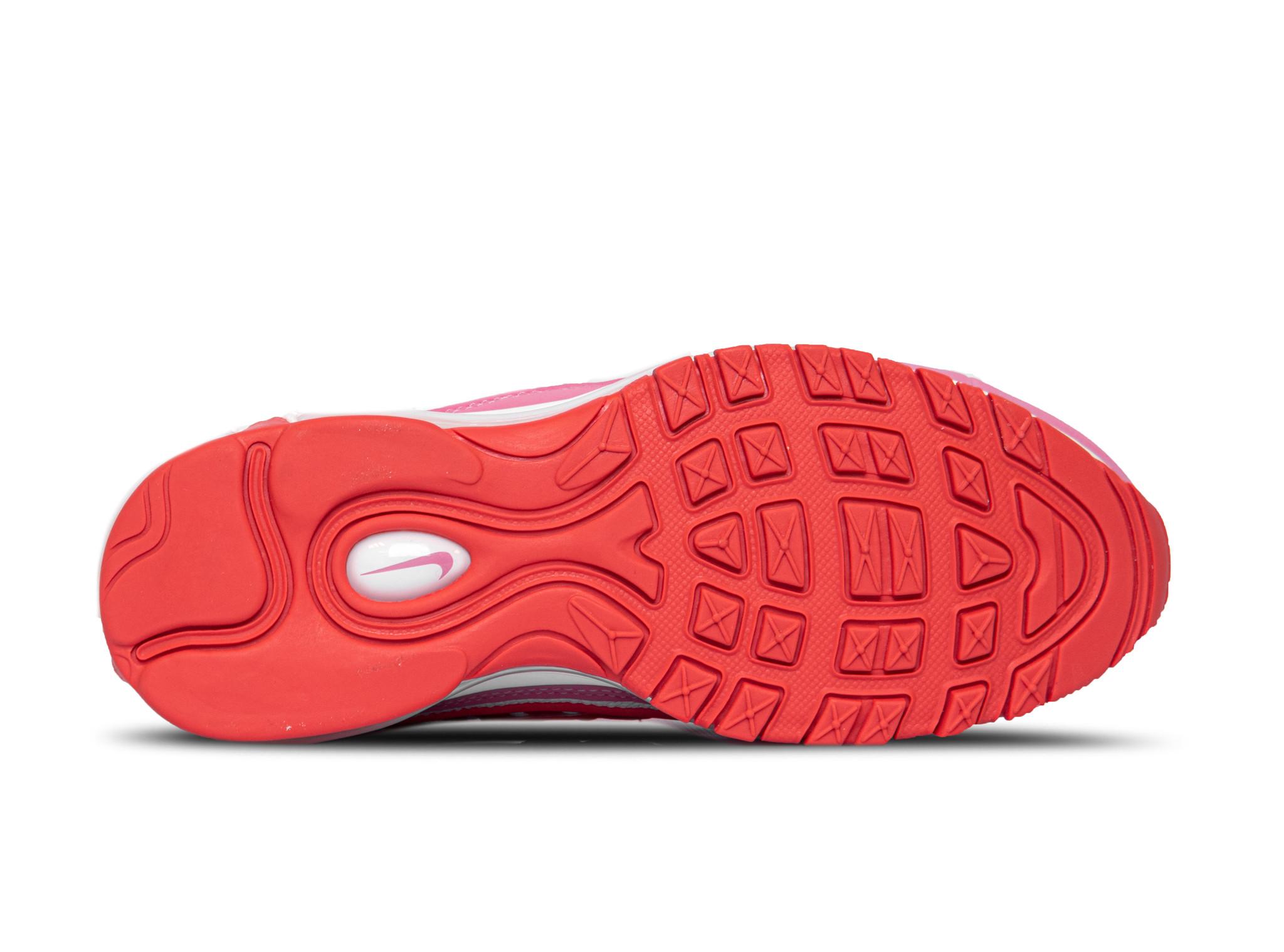 Nike Air Max 98 Track Red Magic Flamingo White CI3709 600