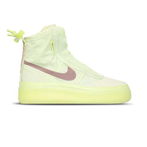 Air  Force 1 Shell Barely Volt Desert Dust Barely Volt BQ6096 700