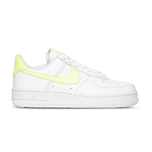 W Air Force 1 07 White Barely Volt White White 315115 155