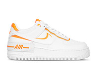 Nike Air Force 1 Shadow White Summit White Total Orange CI0919 103