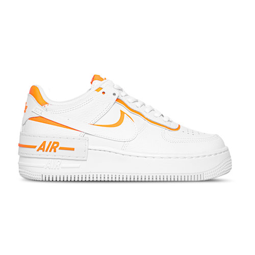 Air Force 1 Shadow White Summit White Total Orange CI0919 103