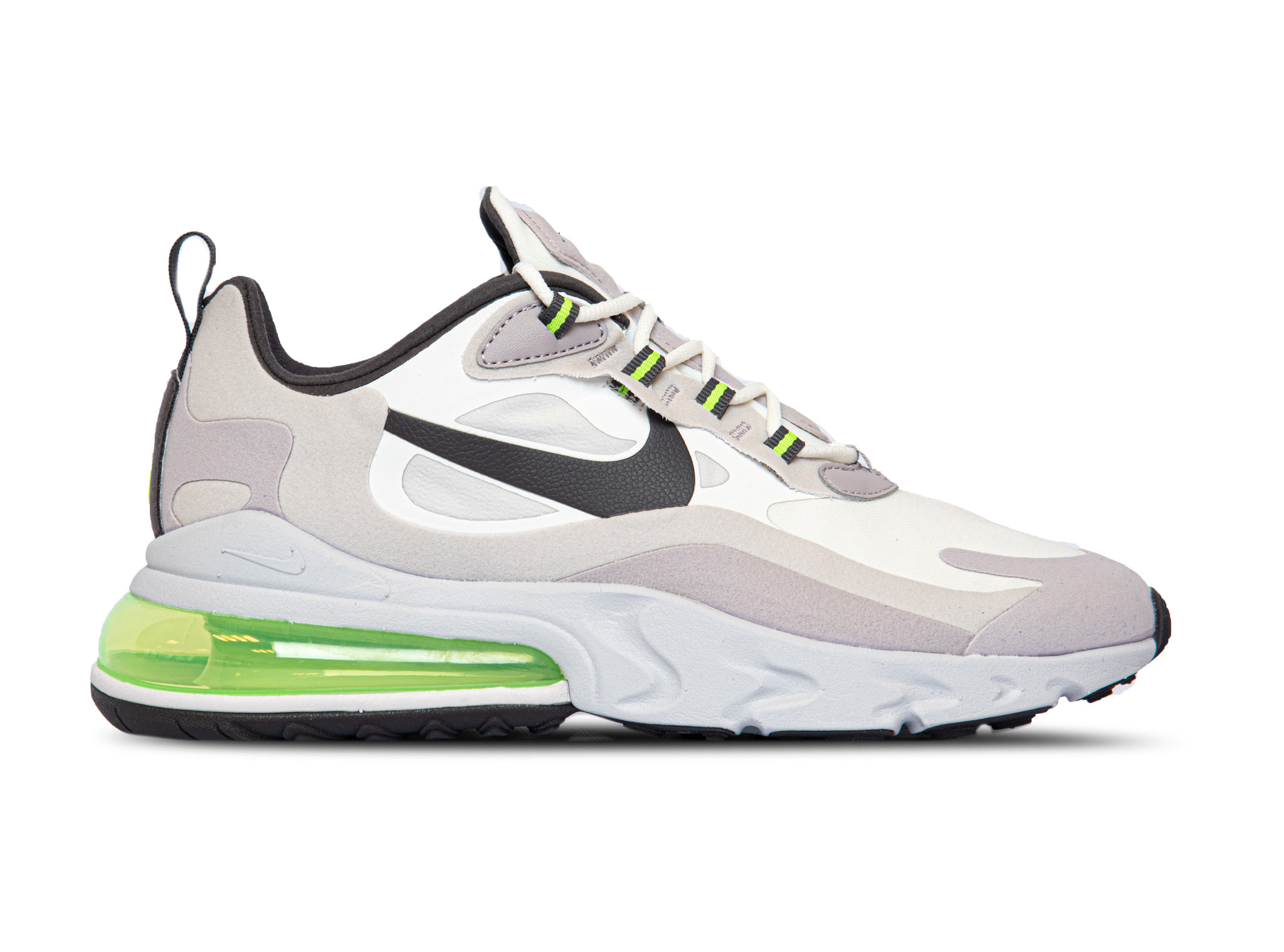 Nike Air Max 270 React Summit White Electric Green Vast Grey CI3866 100 | Bruut Online shop Electric Green Vast Grey CI3866 100 | Bruut Online shop