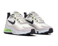 Nike Air Max 270 React Summit White Electric Green Vast Grey CI3866 100