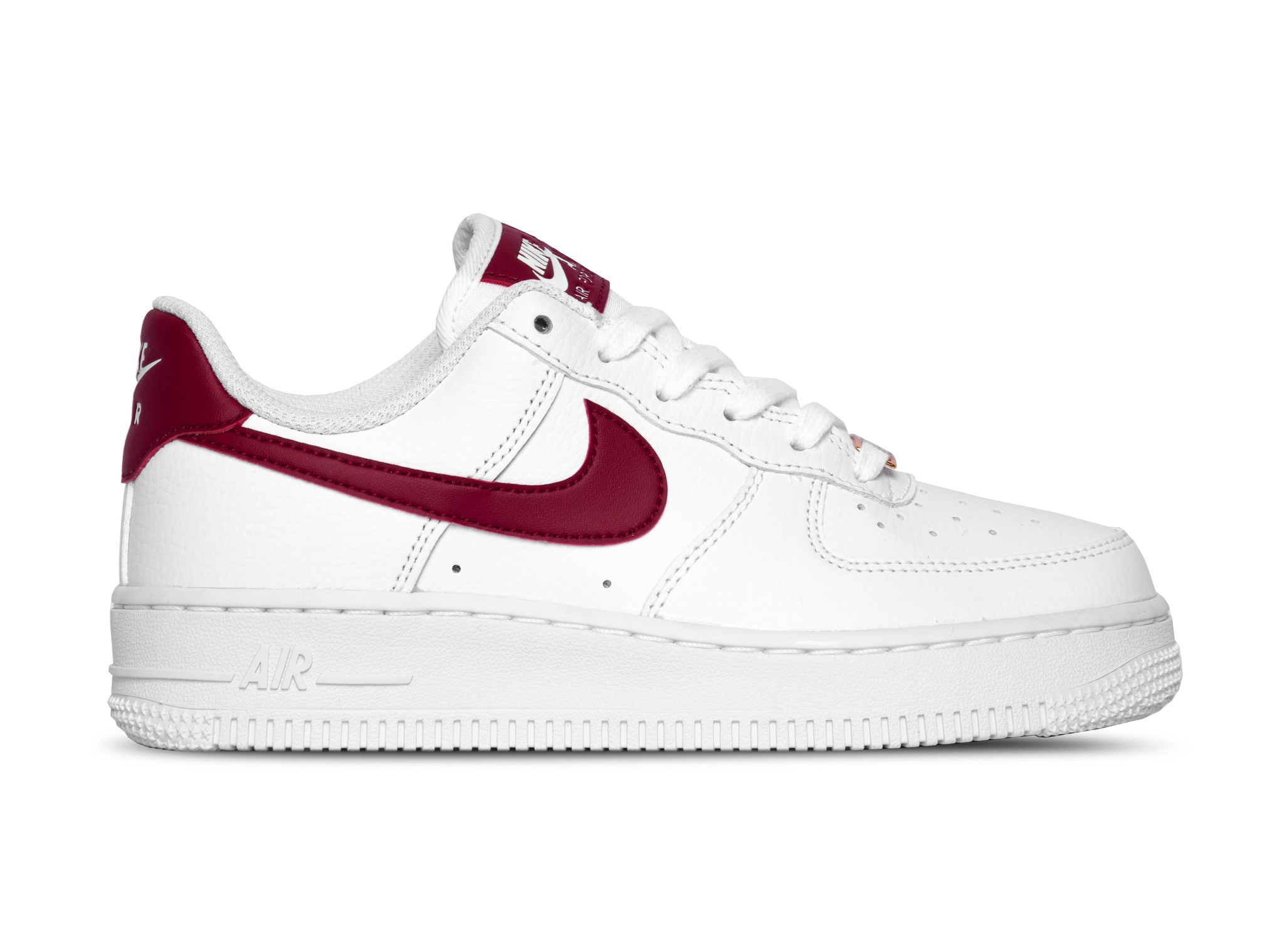 Nike Air Force 1 '07 White Noble Red 315115 154 | Bruut Online Shop