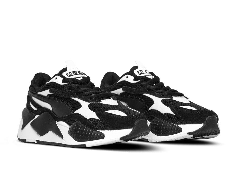 Puma RS X³ Super Puma Black Puma White 372884 07