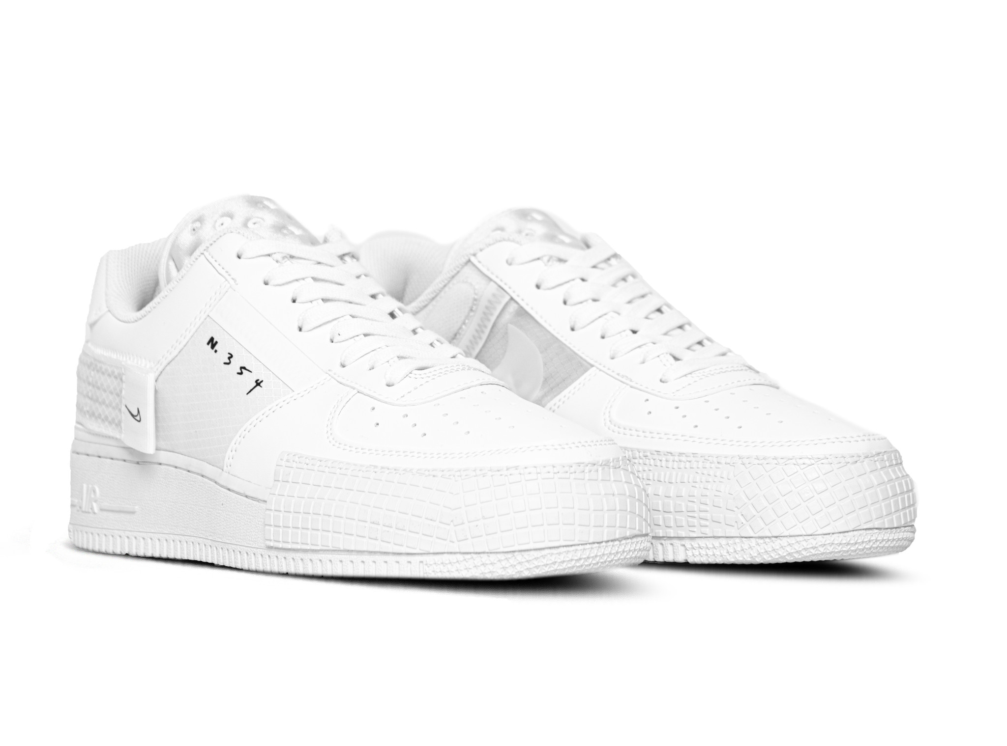 Nike Air Force 1 Type White White White CQ2344 101