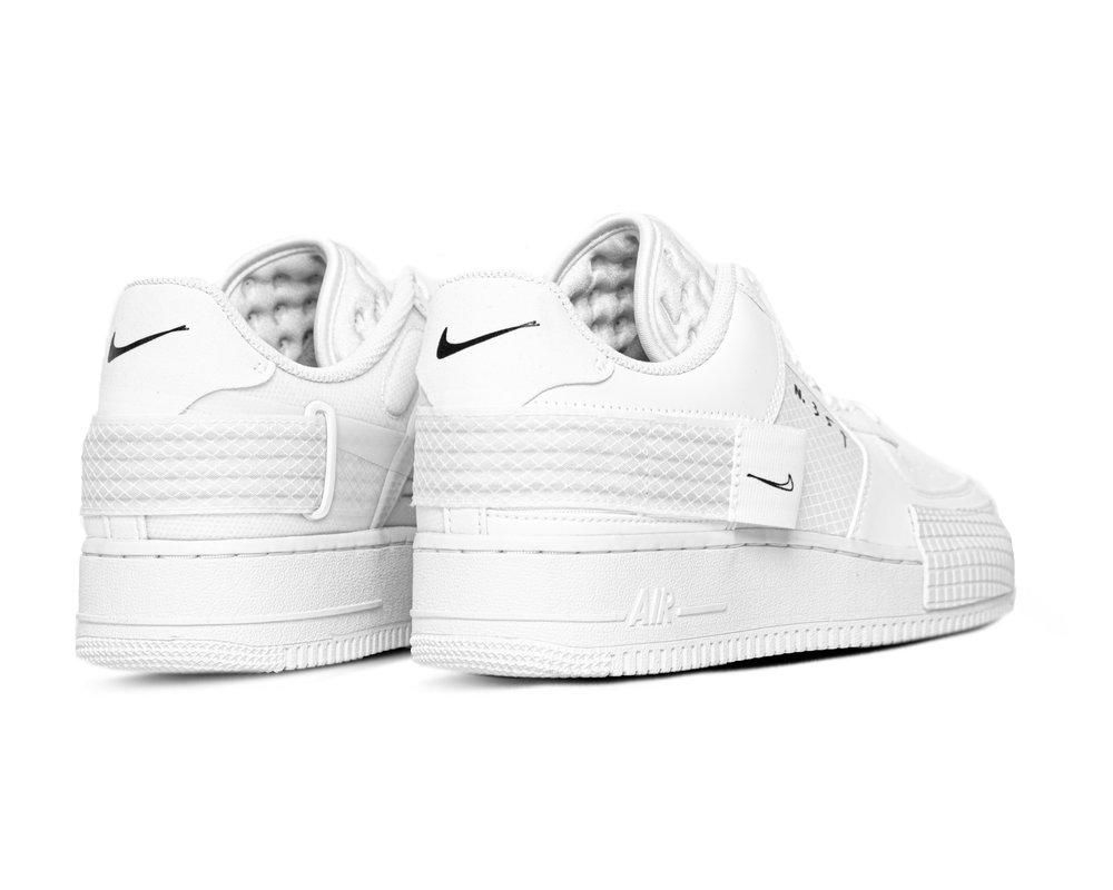 Nike Air Force 1 Type White White White CQ2344 101