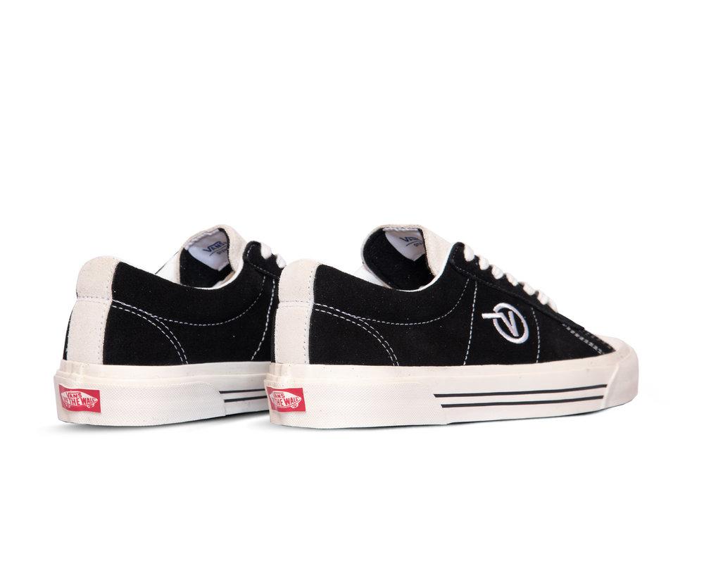 Vans Sid Dx Anaheim Factory OG Black OG white VN0A4BTXXIA