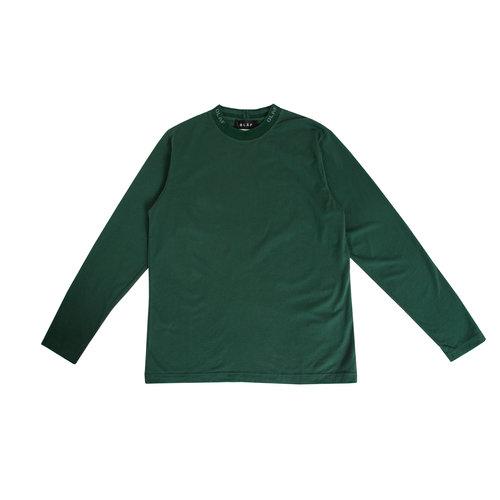 Branded Rib LS Green SS20 0013