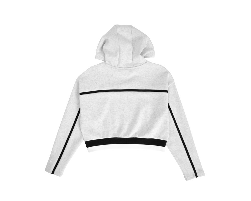 New Balance Athletic Select Pullover White Grey WT01500SAH 33