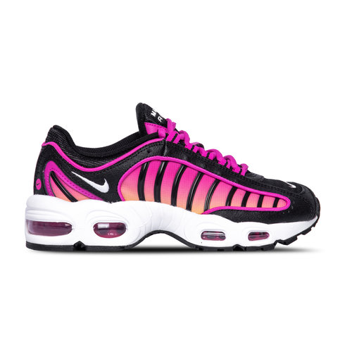 Air Max Tailwind IV Black White Fire Pink Dynamic Yellow CK2600 002