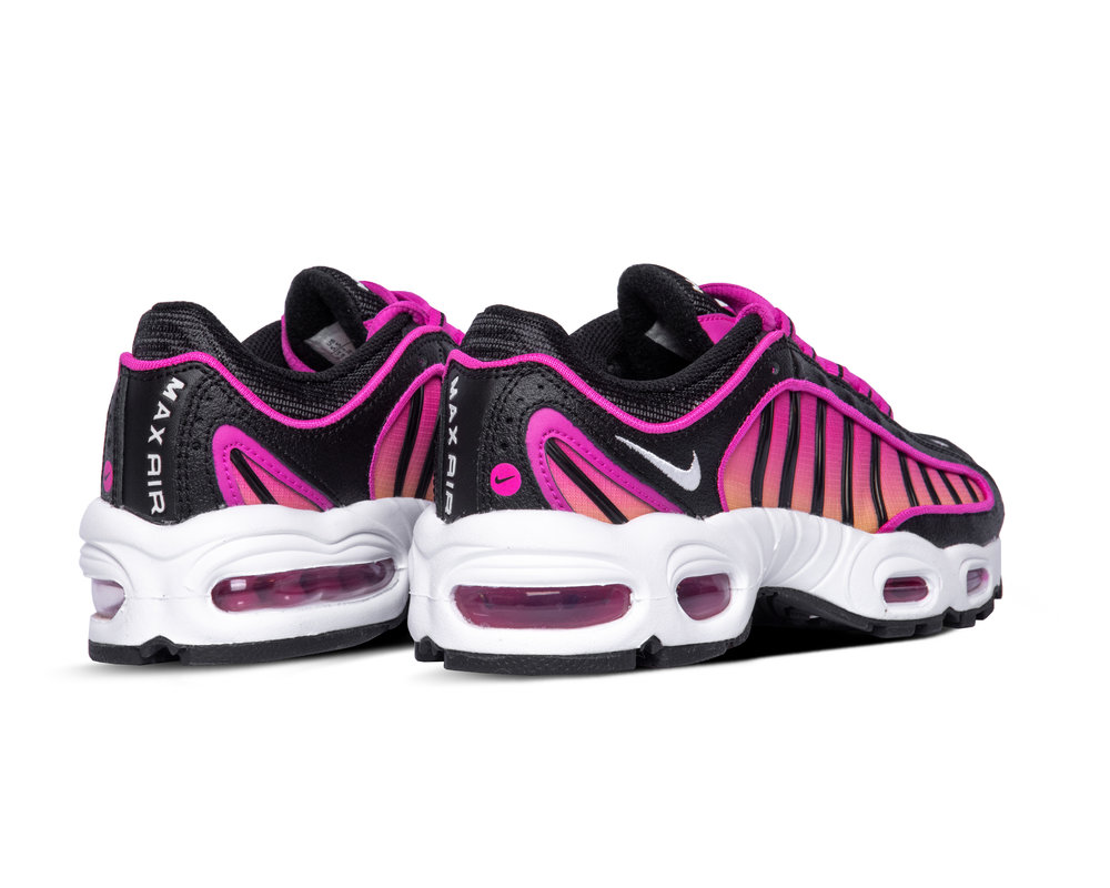 Nike Air Max Tailwind IV Black White Fire Pink Dynamic Yellow CK2600 002