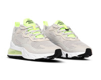 Nike WMNS Air Max 270 React Vast Grey Vast Grey Ghost Green White CU3447 001