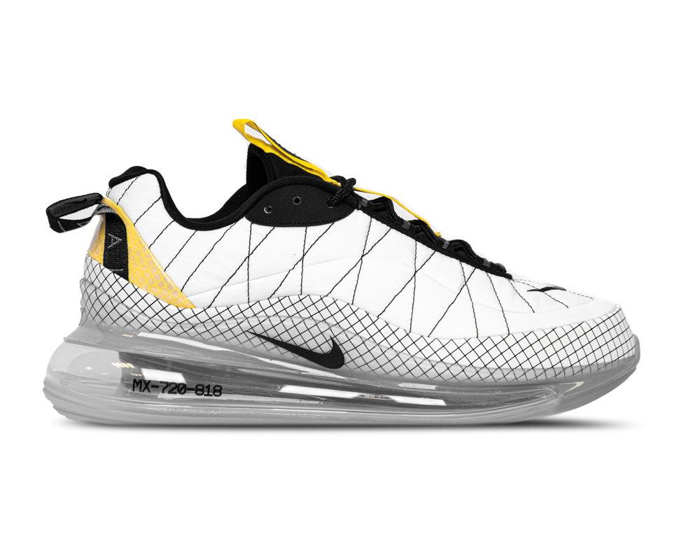 Nike MX 720 818 White Black Opti Yellow CI3871 100