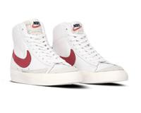 Nike Blazer Mid '77 White Worn Brick Sail BQ6806 102