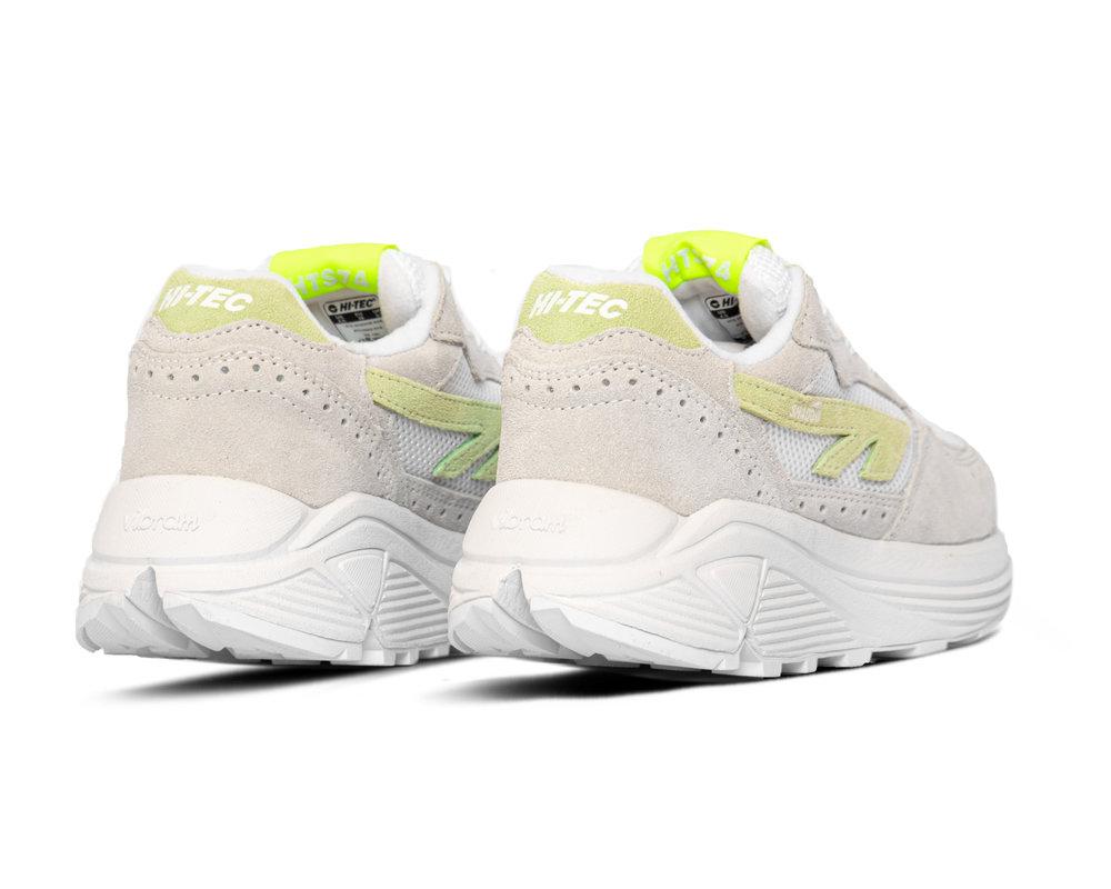 Hi Tec HTS Silver Shadow RGS White Mint Foam K010002 014