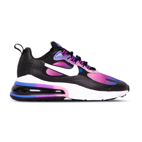 W Air Max 270 React SE Hyper Blue White Magic Flamingo BV3387 400