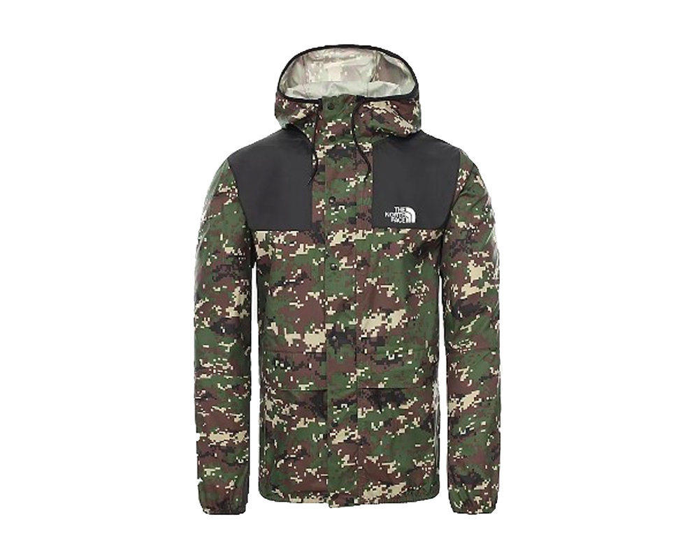 The North Face 1985 Mountain Jacket Digital Camo Print NF00CH37NU3