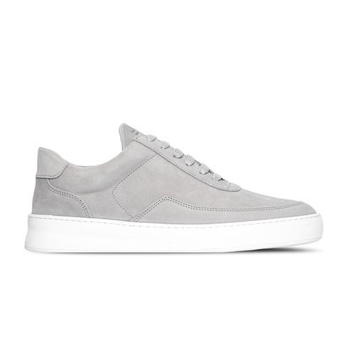 Low Mondo Plain Nardo Nubuck Light Grey 3302631