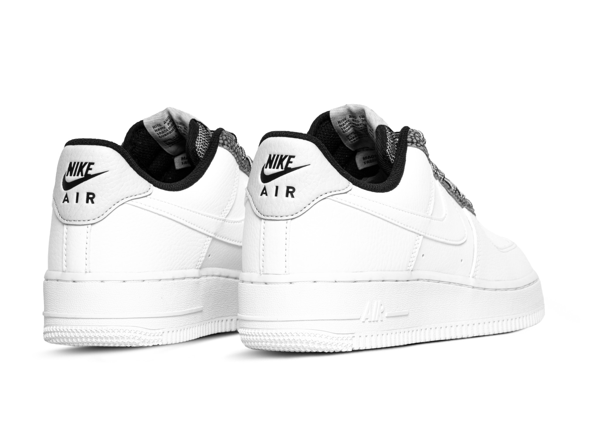 Air Force 1 '07 LV8 White White Cool Grey Pure Platinum