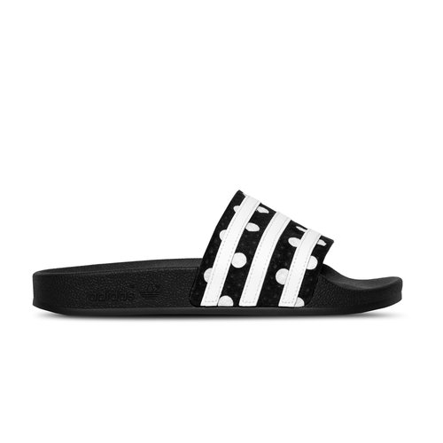 Adilette W Core Black Cloud White EF5591
