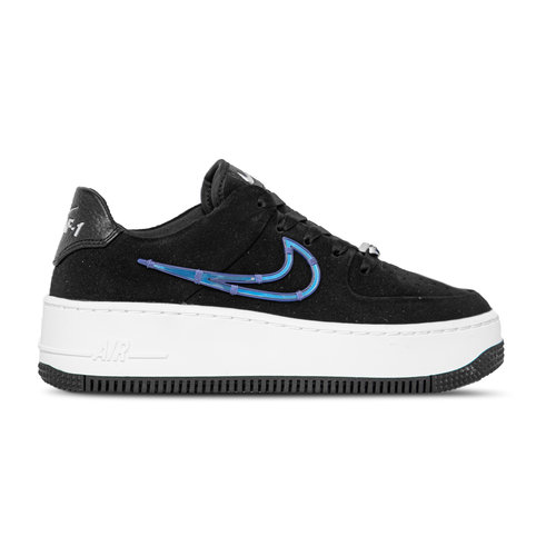 W AF1 Sage Low LX Black Deep Royal Blue Metallic Silver CI3482 001