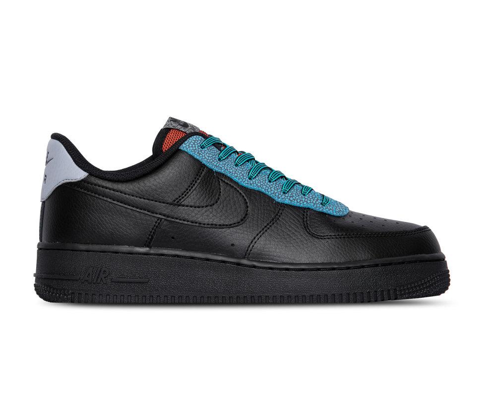Nike Air Force 1 '07 LV8 4 Black Black Obsidian Mist CK4363 001
