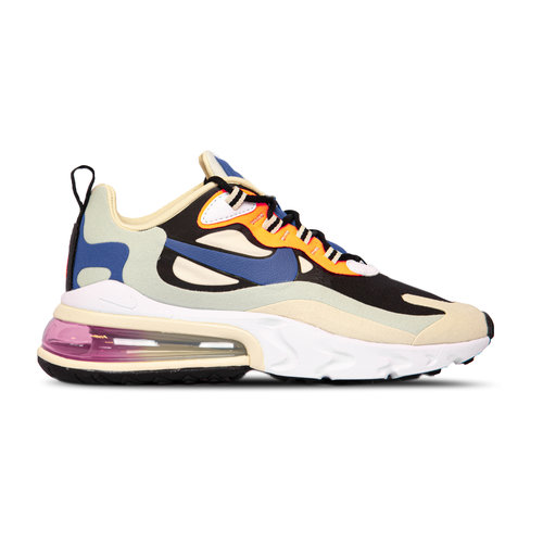 Nike Air Max 270 React Fossil Hyper Blue Black CI3899 200