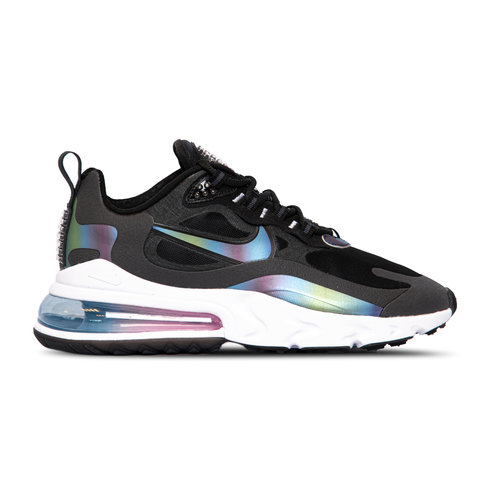 Air Max 270 React 20 DK Smoke Grey Multi Color Black White CT5064 001