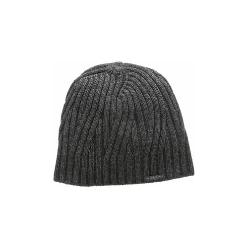 Wool Beanie Medium Grey T92T6MDYY
