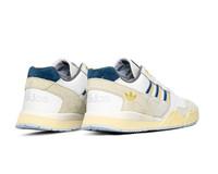 Adidas A R Trainer  Cloud White Legend Marine Spring Yellow  EF5940
