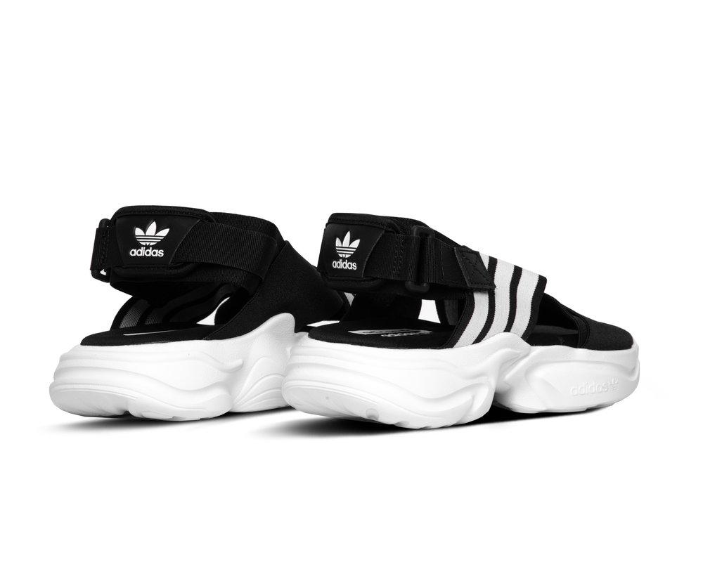 Adidas Magmur Sandal W Core Black Cloud White EF5863
