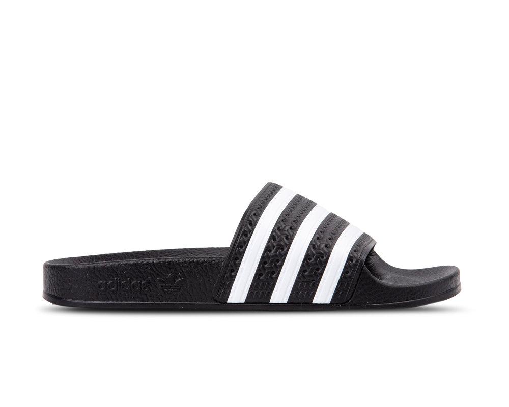 Adidas Adilette  Core Black White Core Black  280647