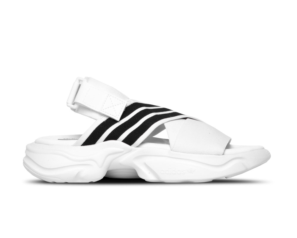Adidas Magmur Sandal W Cloud White Core Black EF5848
