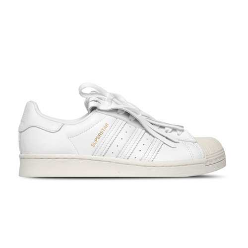 Superstar Fring White Cloud White Off White Gold Metallic FV3421
