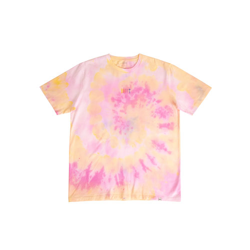 Tie Dye Easy Pink Yellow HFD052