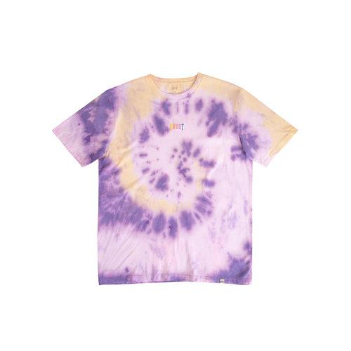 Tie Dye Acid Lavender HFD053