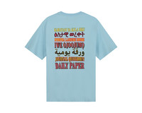 Daily Paper Remulti Tee Light Blue 20S1TS52 01