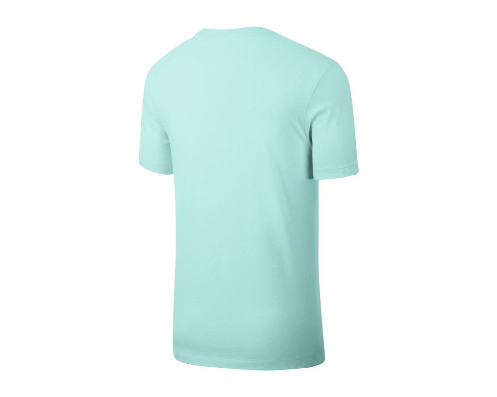 Nike NSW Club Tee Teal Tint White AR4997 336