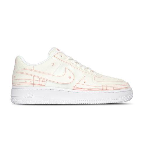 Buy Nike Wmns Air Force 1 '07 LX Smokey MauveGum YellowSummit White