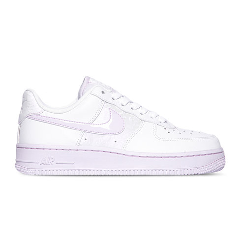 WMNS Air Force 1 '07 White Barely Grape CU3449 100
