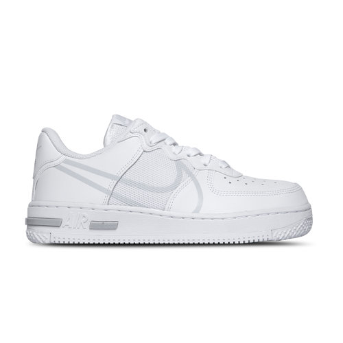 Air Force 1 React White Pure Platinum CT1020 101