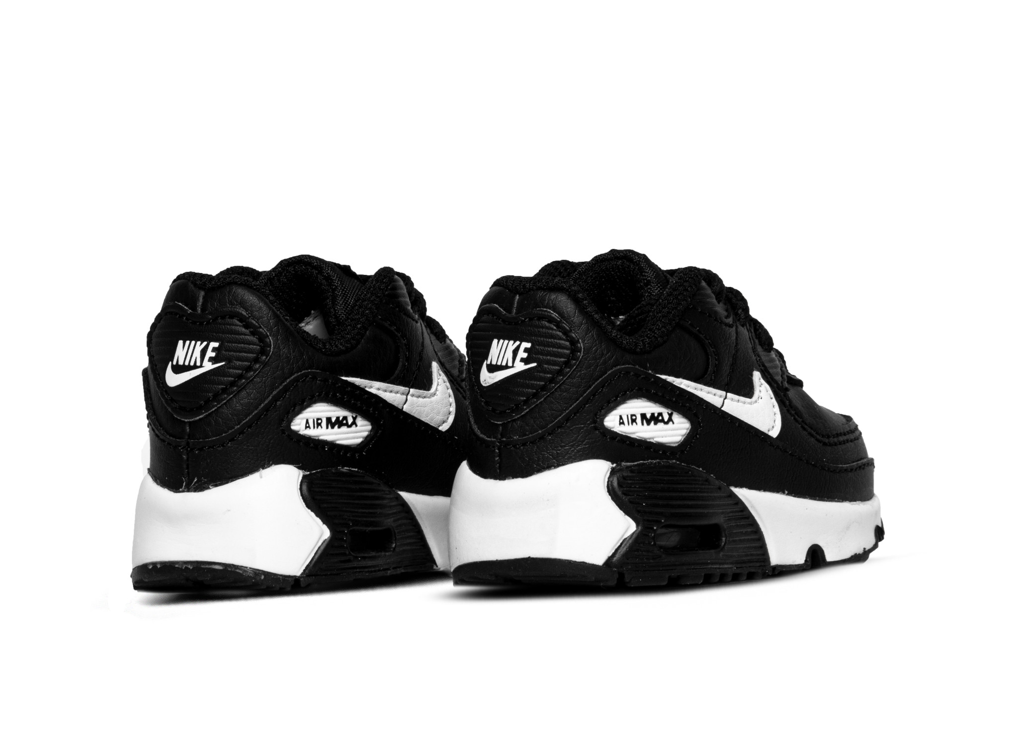 Nike Air Max 90 Black White Black