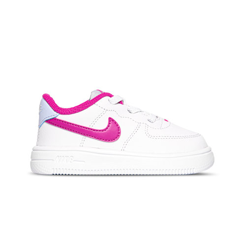 Air Force 1 '18 White Fire Pink Hydrogen Blue 905220 103