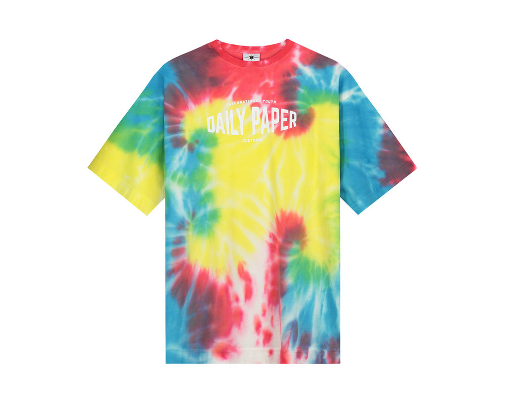 Daily Paper Reprime Tee Multi Colored 20S1TS50 01