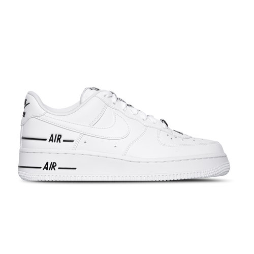 Air Force 1 '07 LV8 3 White White Black  CJ1379 100