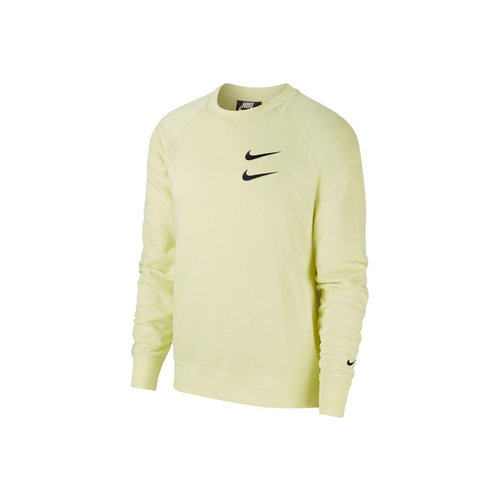 NSW Swoosh Crewneck Luminous Green CW7399 335