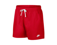 Nike NSW SCE Short University Red White AR2382 657