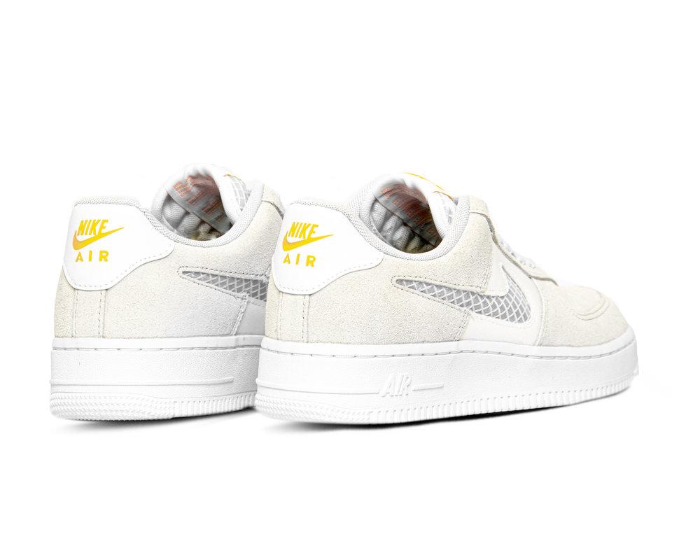 Nike Air Force 1 '07 SE Pure Platinum White Summit White CJ1647 001