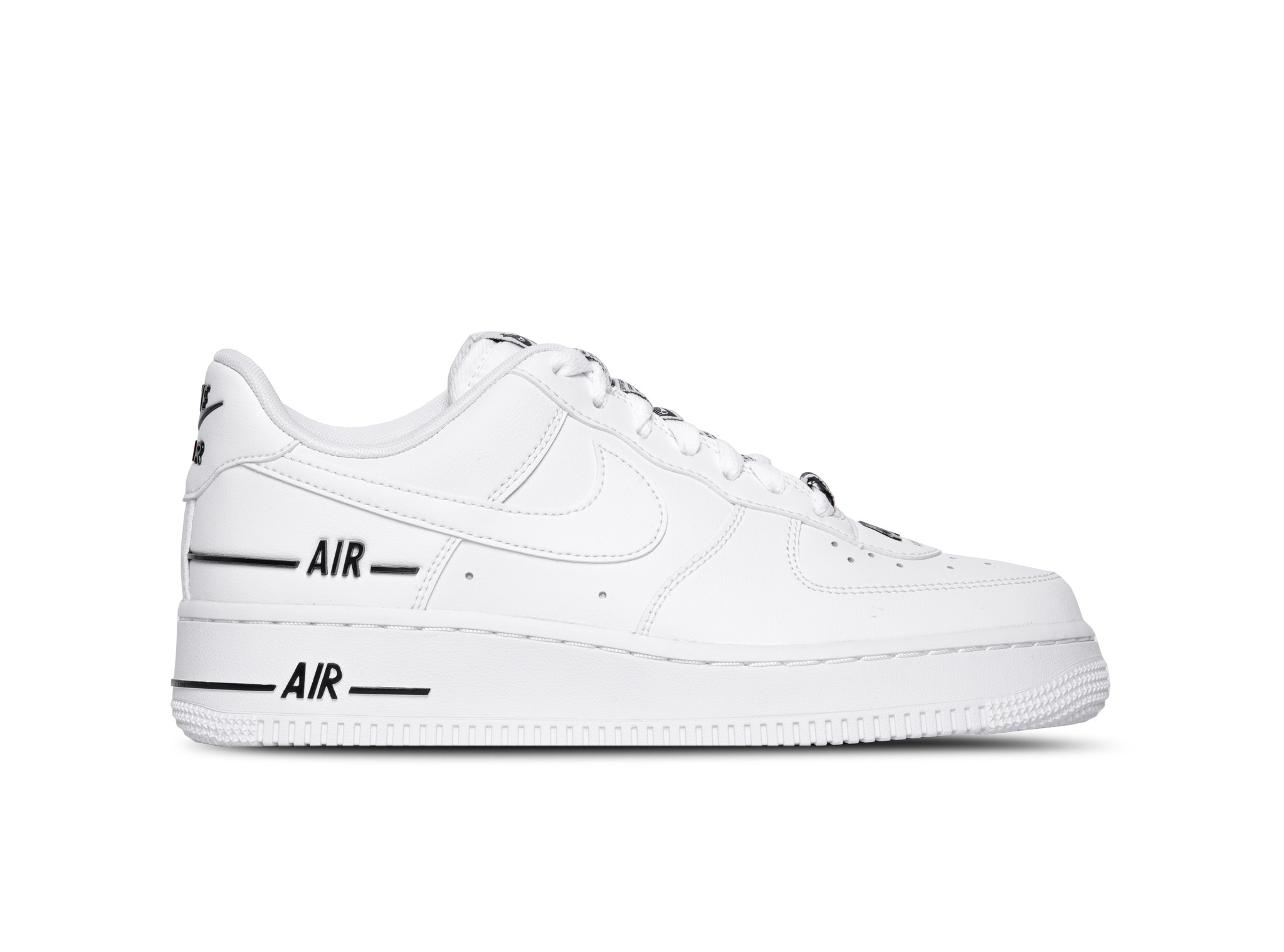Nike Air Force 1 LV8 3 White White Black CJ4092 100 | Bruut